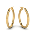 yellow-gold-glossy-matte-hoops-earrings-FDEAR20270ANGLE1-20MM-NL-YG