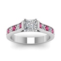 white-gold-princess-white-diamond-engagement-wedding-ring-with-dark-pink-sapphire-in-pave-set-FDENS1102PRRGSADRPIANGLE5-NL-WG