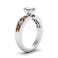 white-gold-emerald-white-diamond-engagement-wedding-ring-with-orange-sapphire-in-channel-set-FDENS1828EMRGSAORANGLE2-Nl-WG