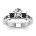white-gold-pear-white-diamond-engagement-wedding-ring-with-black-diamond-in-channel-prong-set-FDENS205PERGBLACKANGLE5-NL-WG