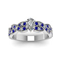 white-gold-pear-white-diamond-engagement-wedding-ring-with-blue-sapphire-in-micropave-set-FDENS3031PERGSABLANGLE5-NL-WG-30
