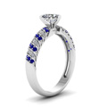 white-gold-heart-white-diamond-engagement-wedding-ring-with-blue-sapphire-in-pave-set-FDENS3048HTRGSABLANGLE2-NL-WG-30