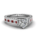 white-gold-heart-white-diamond-engagement-wedding-ring-with-red-ruby-in-channel-set-FDENS3222HTRGRUDR-NL-WG