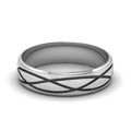 white-gold-fancy-milled-design-mens-wedding-band-FDM944B-NL-WG